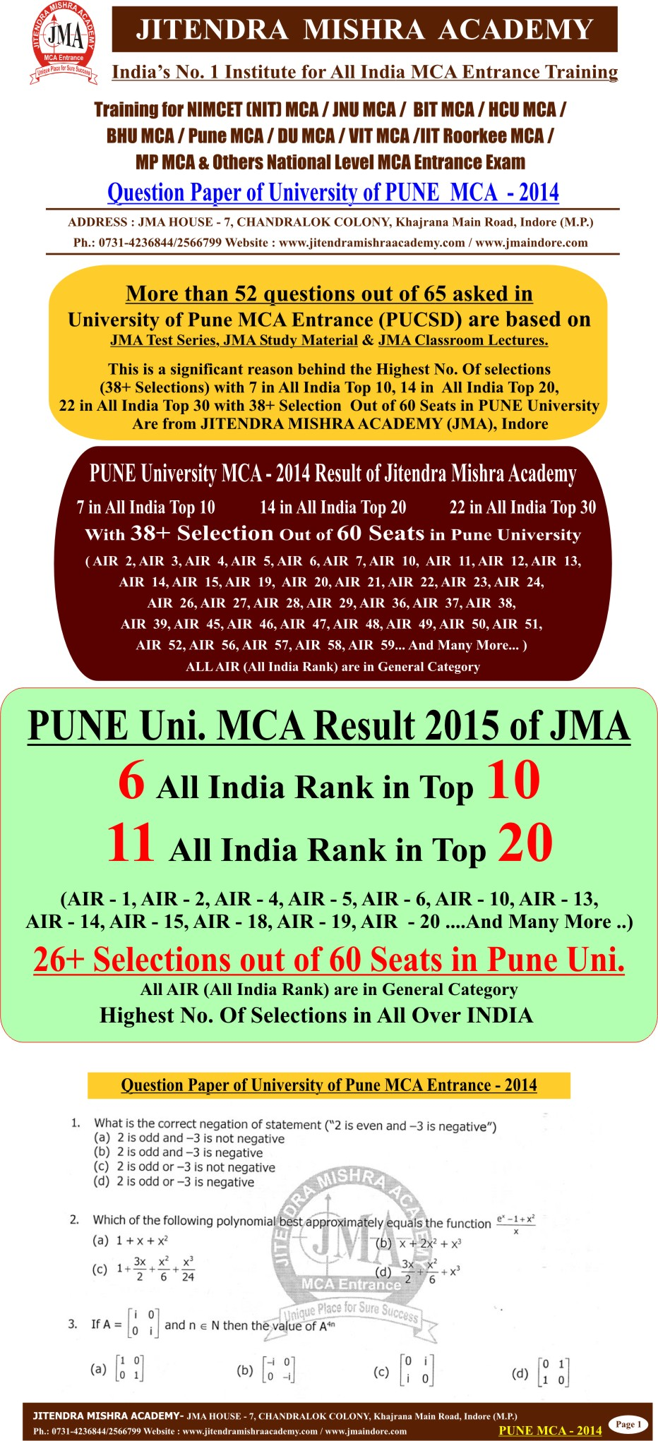 PUNE - 2014 (FINAL)(FIRST PAGE)
