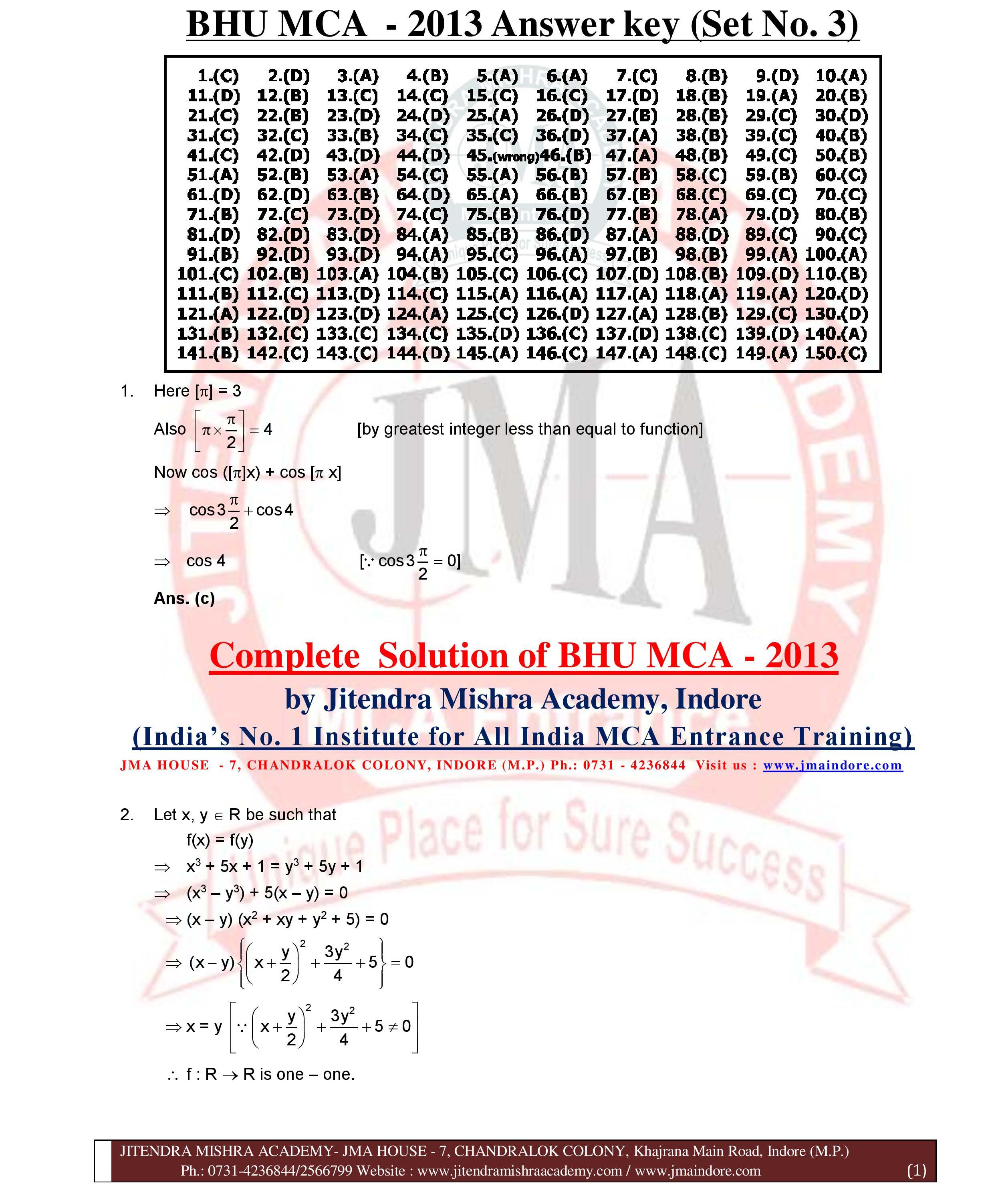 BHU 2013 SOLUTION (SET - 3) (06.07.16)-page-001