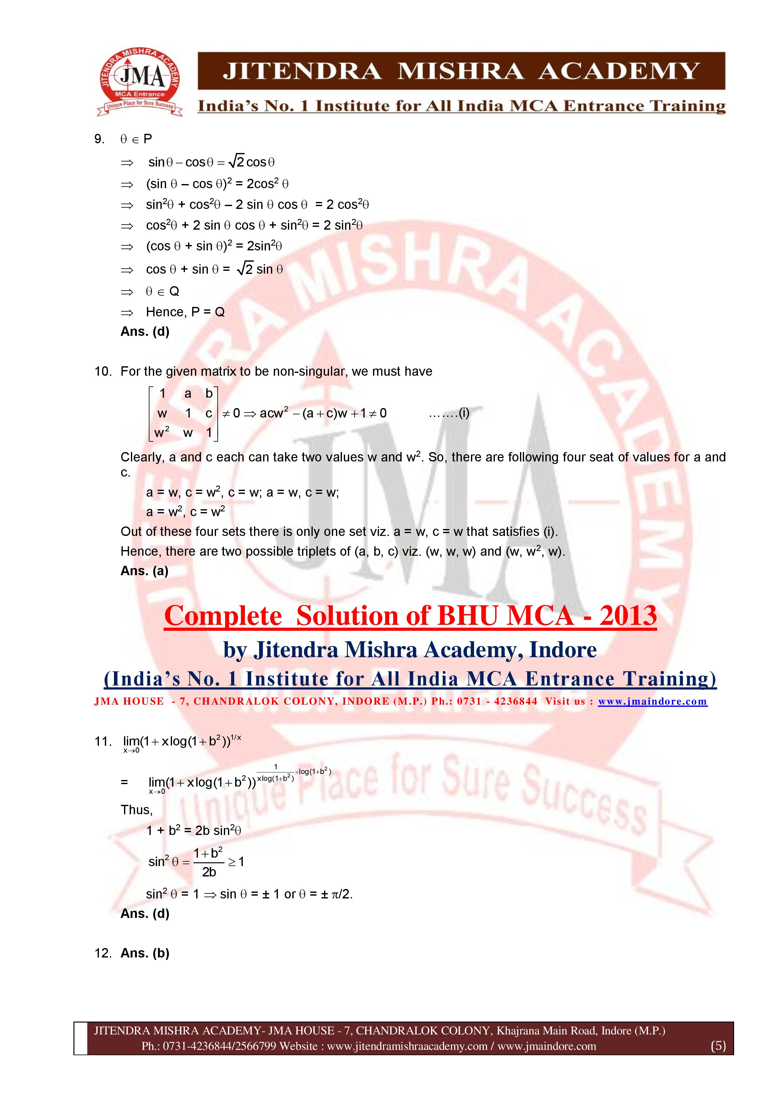 BHU 2013 SOLUTION (SET - 3) (06.07.16)-page-005