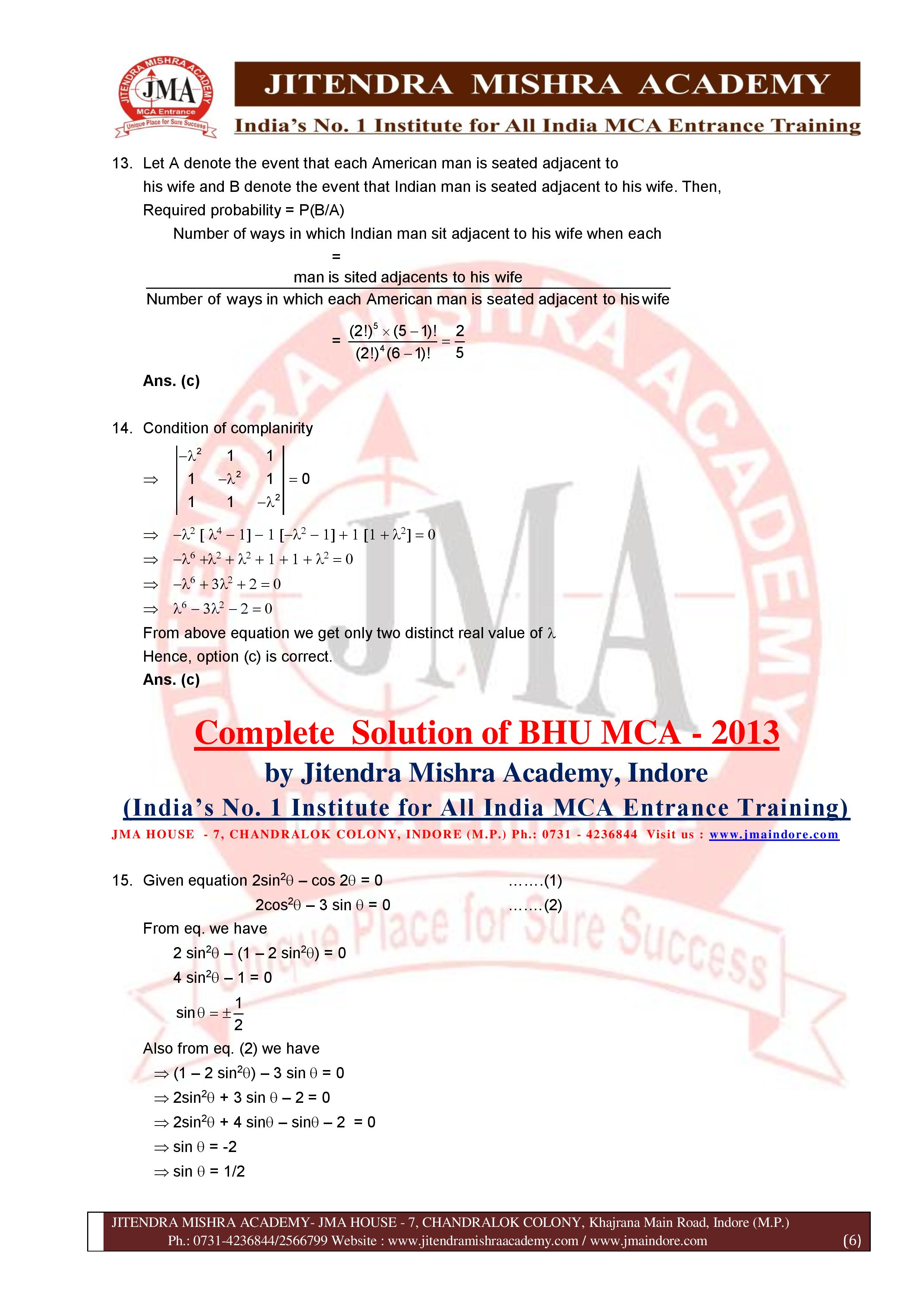 BHU 2013 SOLUTION (SET - 3) (06.07.16)-page-006