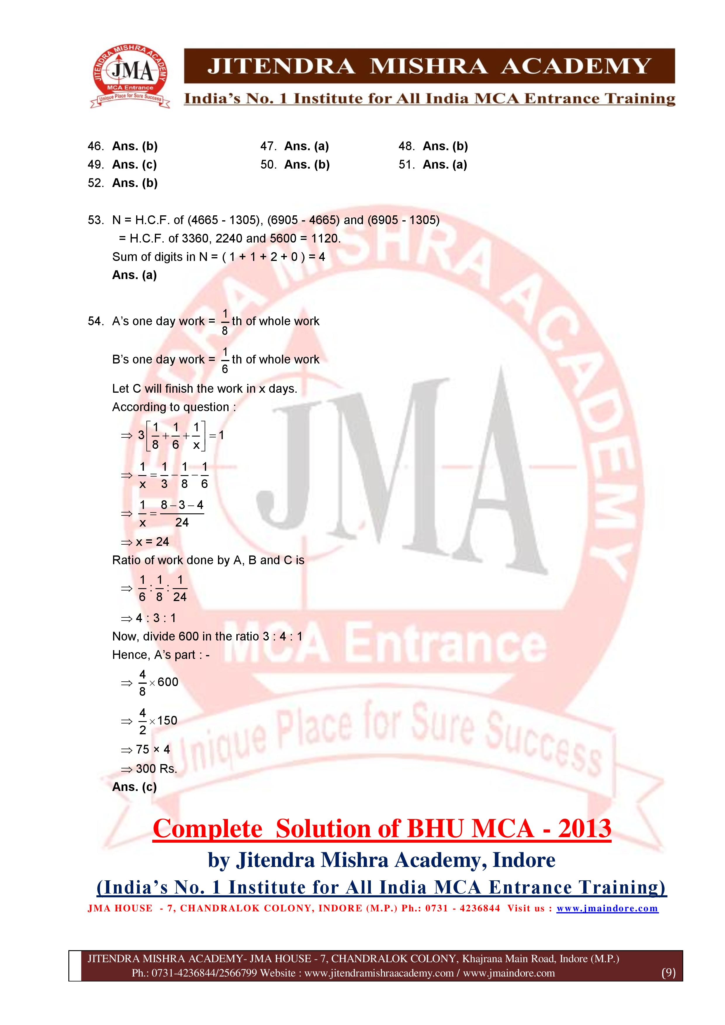 BHU 2013 SOLUTION (SET - 3) (06.07.16)-page-009