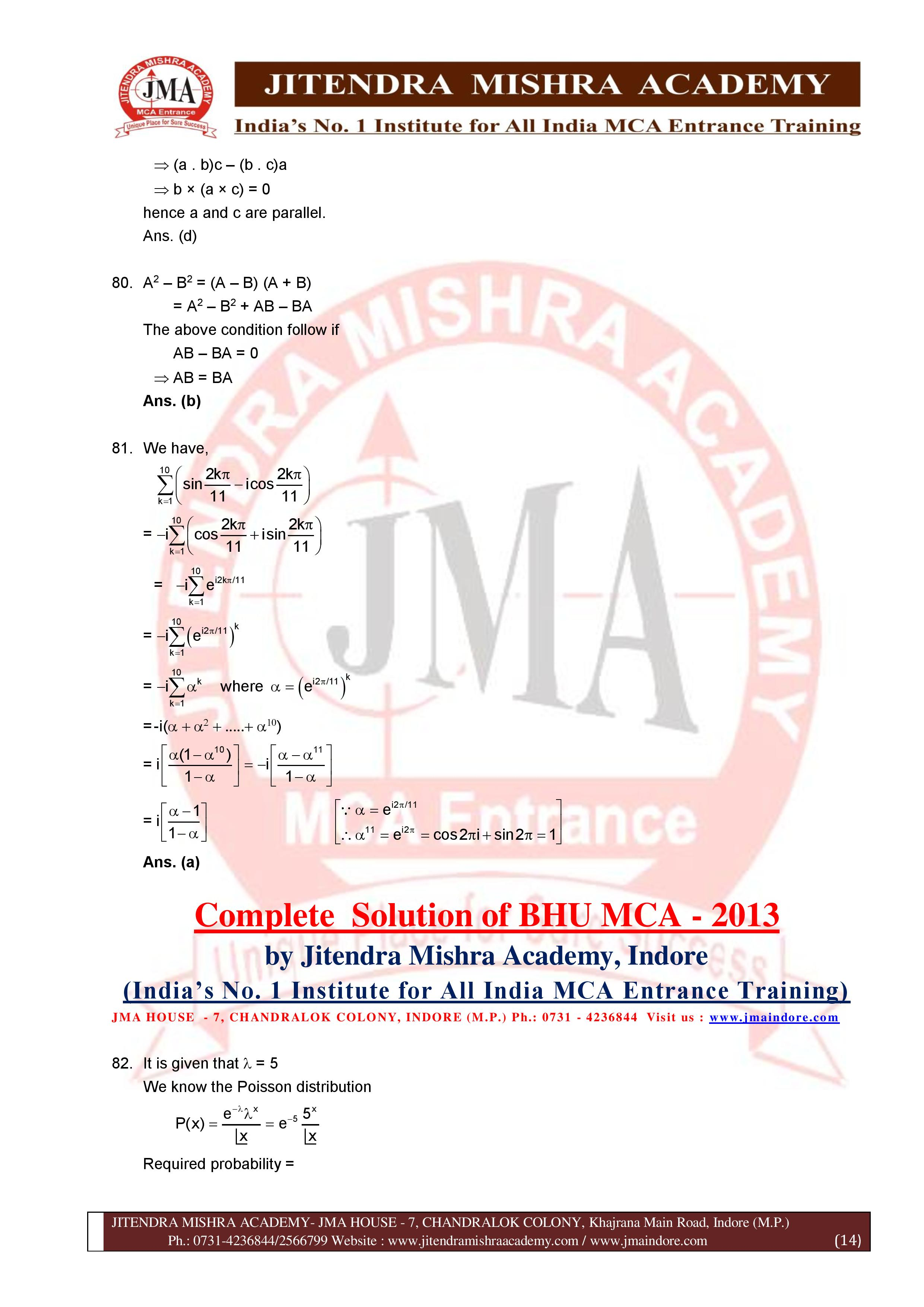 BHU 2013 SOLUTION (SET - 3) (06.07.16)-page-014