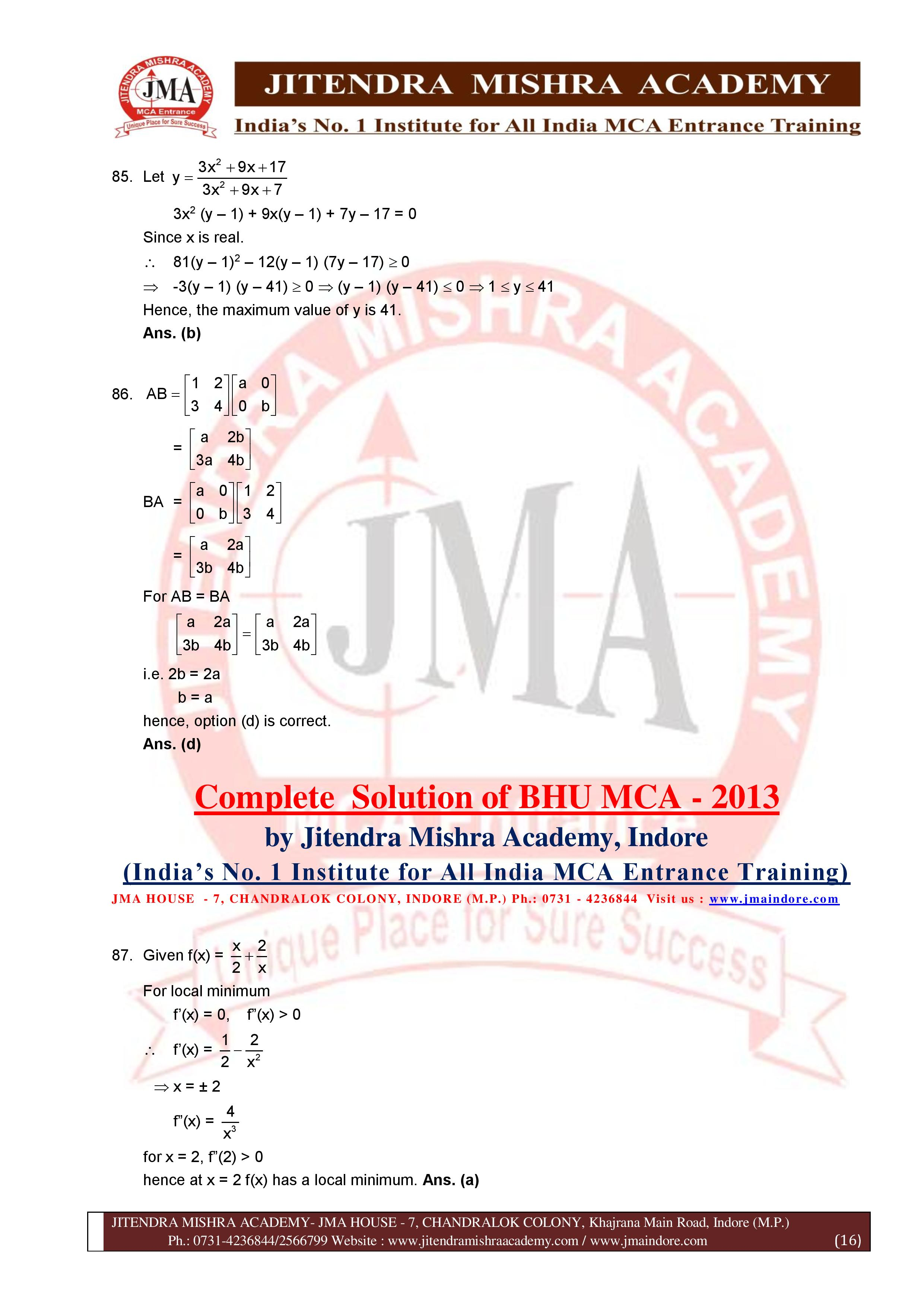 BHU 2013 SOLUTION (SET - 3) (06.07.16)-page-016