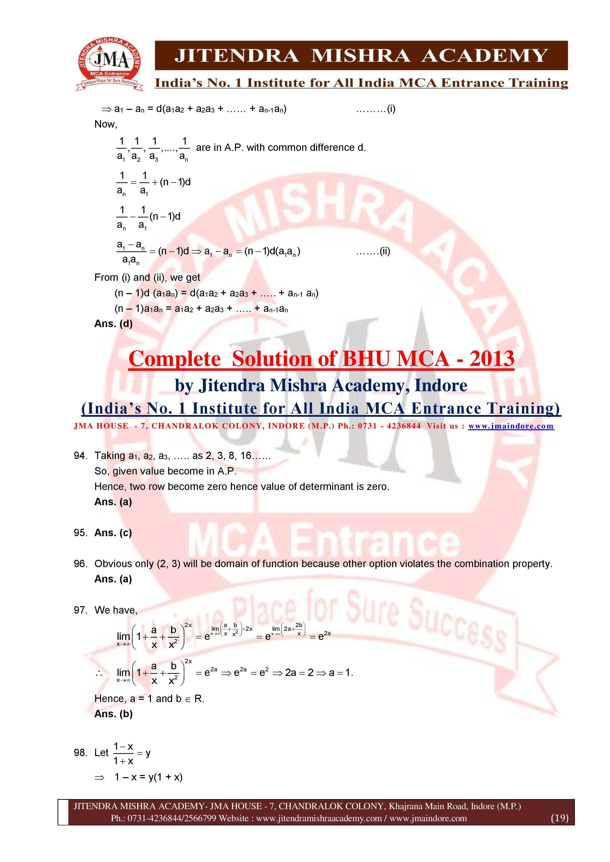BHU 2013 SOLUTION (SET - 3) (06.07.16)-page-019