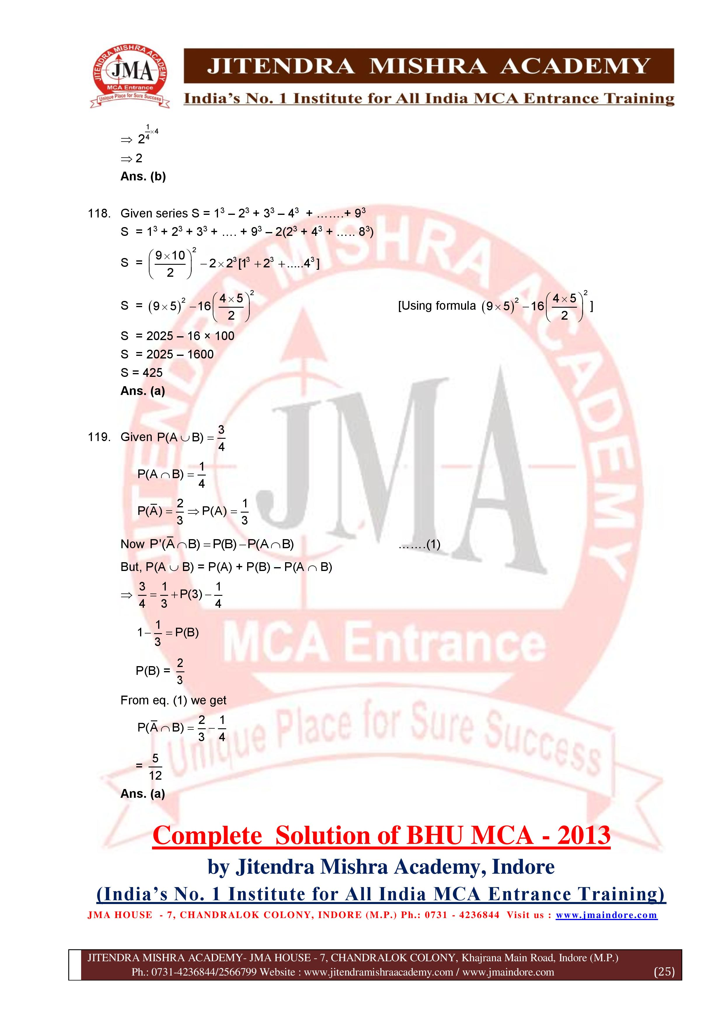 BHU 2013 SOLUTION (SET - 3) (06.07.16)-page-025