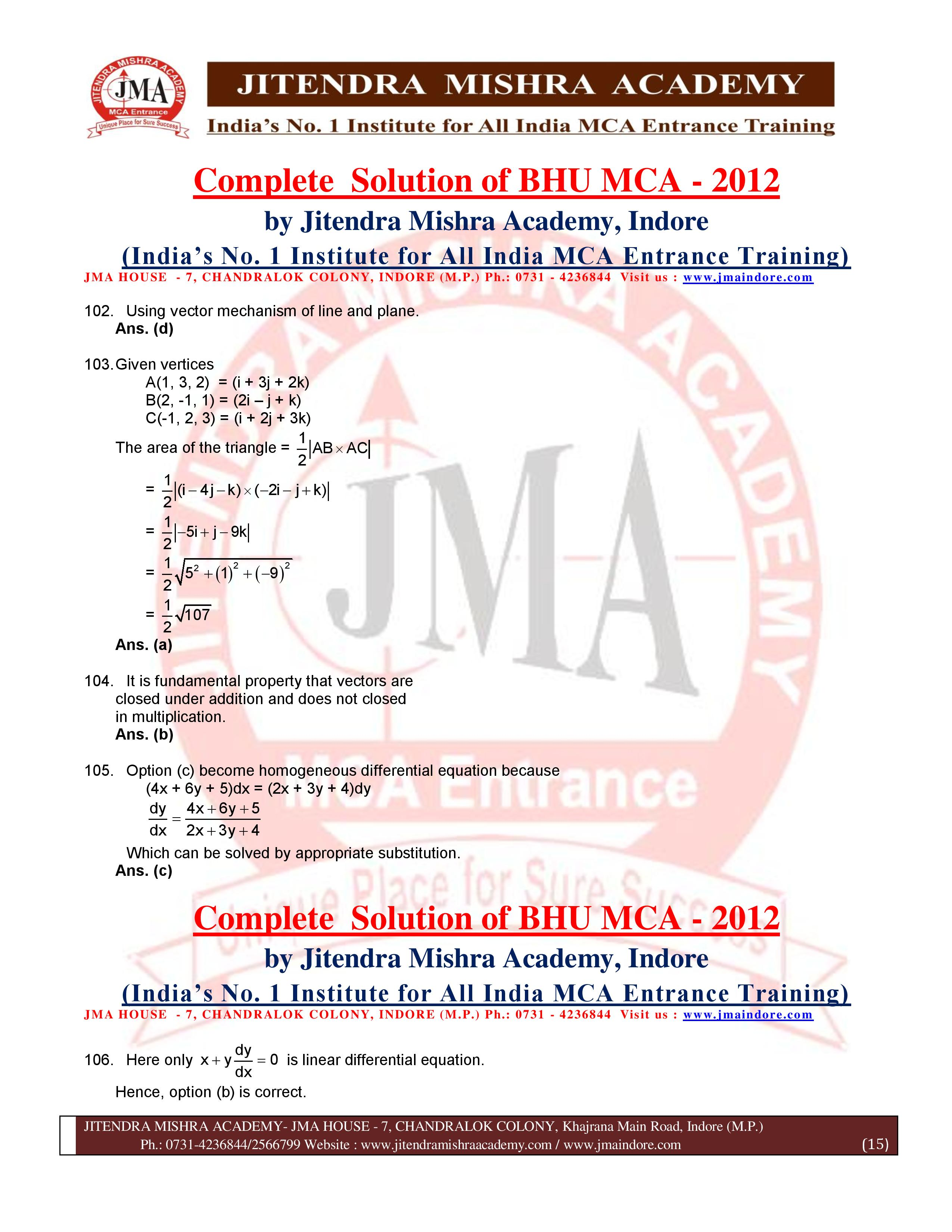 BHU 2012 SOLUTION (SET - 2) (07.07.16)-page-015