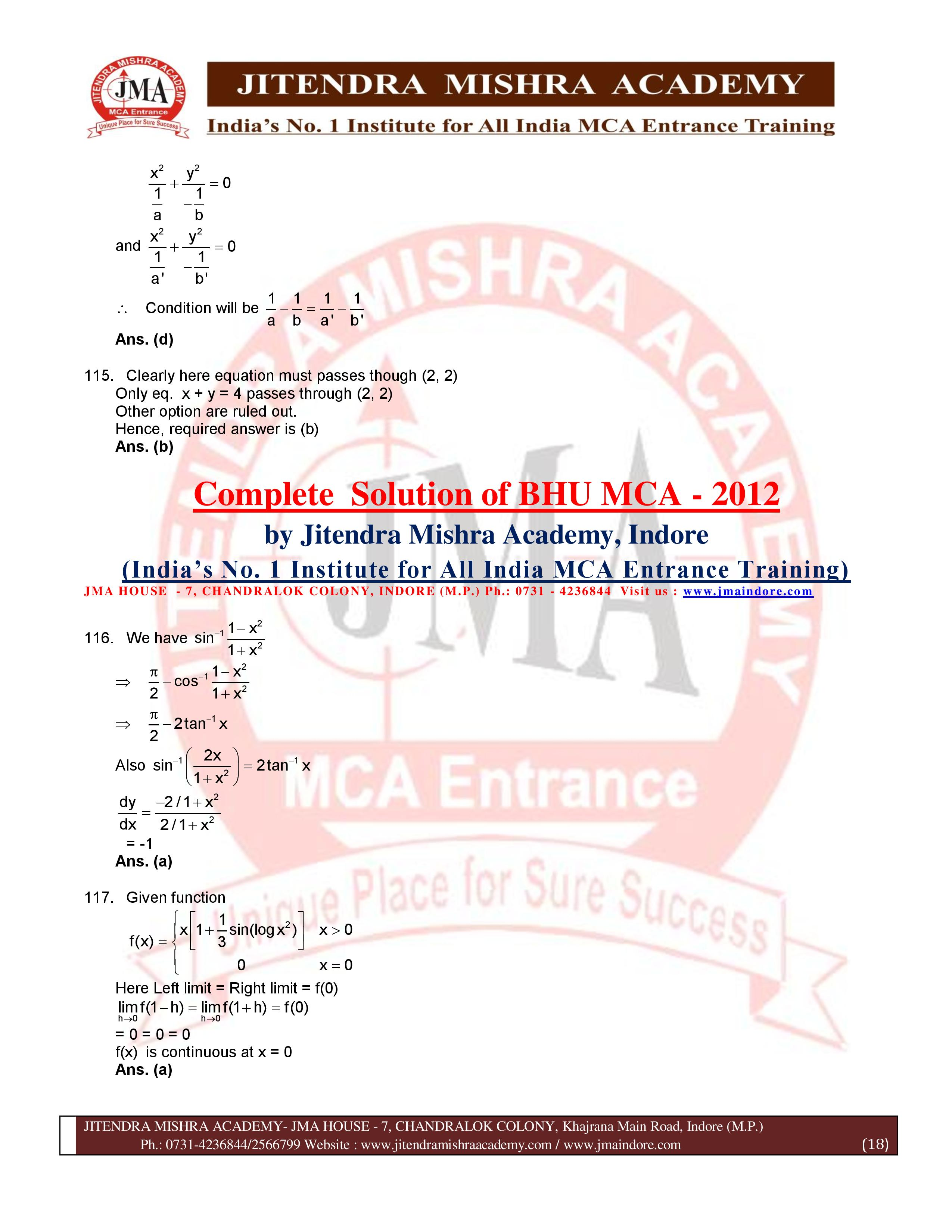 BHU 2012 SOLUTION (SET - 2) (07.07.16)-page-018