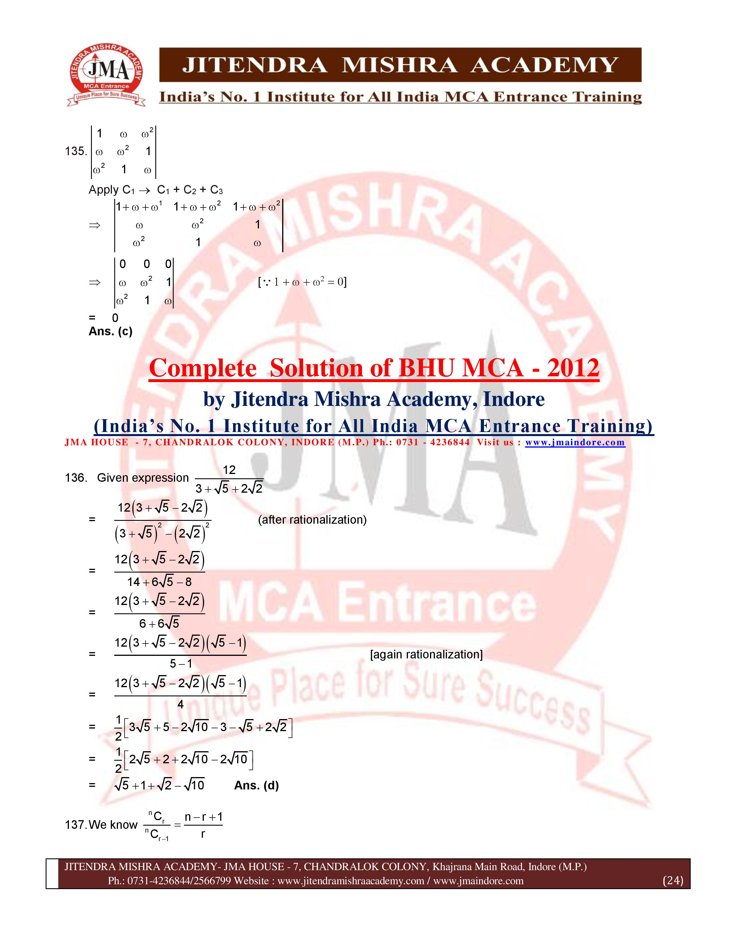 BHU 2012 SOLUTION (SET - 2) (07.07.16)-page-024