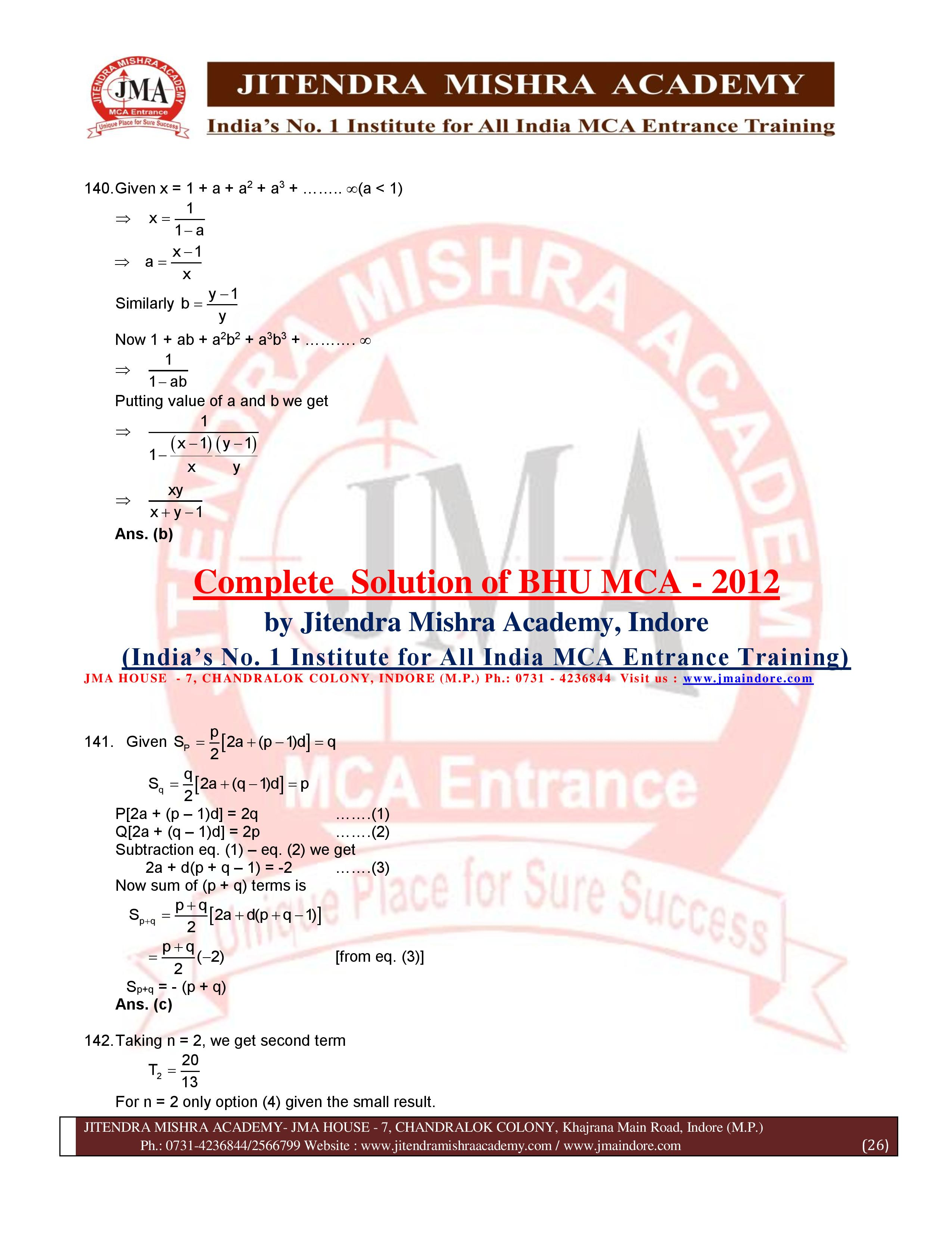 BHU 2012 SOLUTION (SET - 2) (07.07.16)-page-026