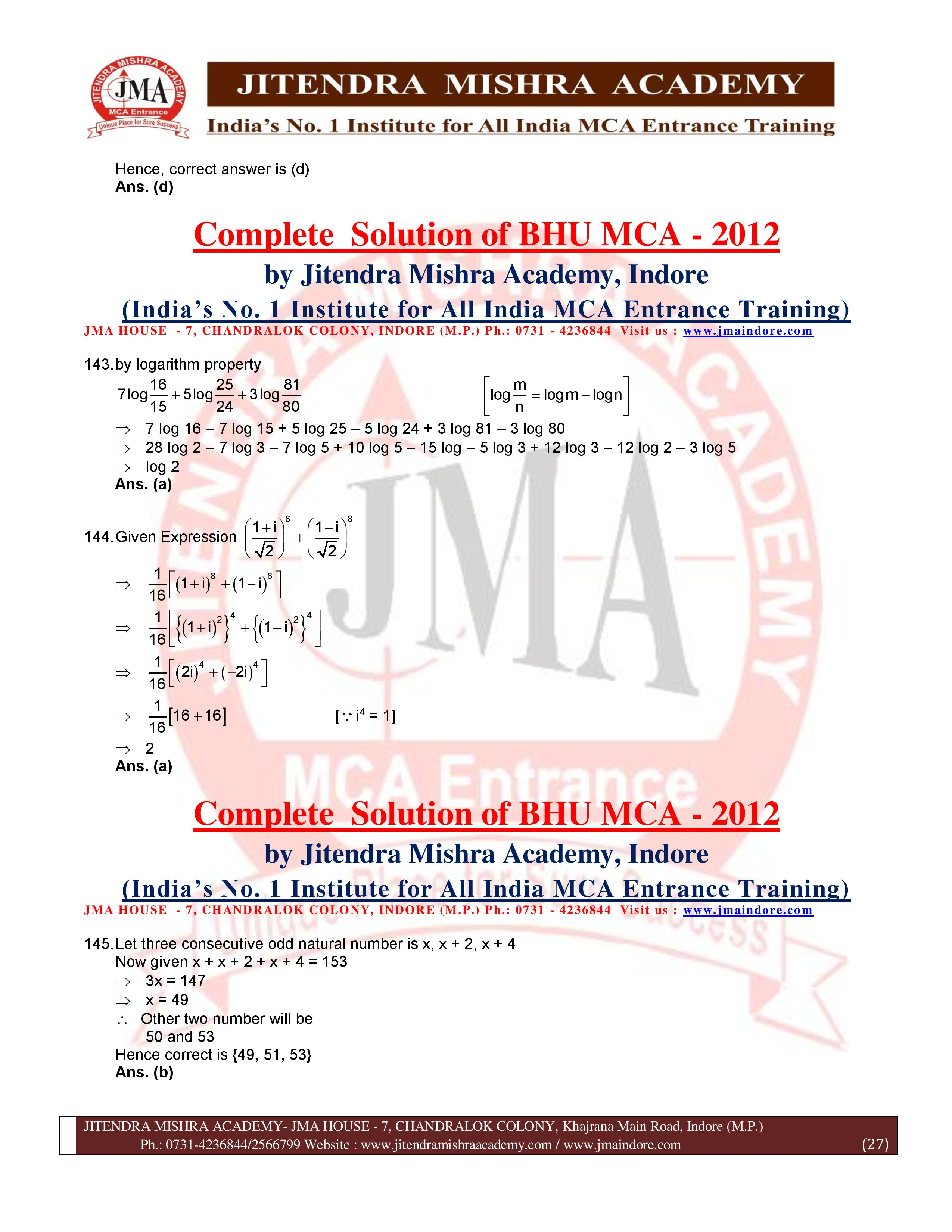 BHU 2012 SOLUTION (SET - 2) (07.07.16)-page-027