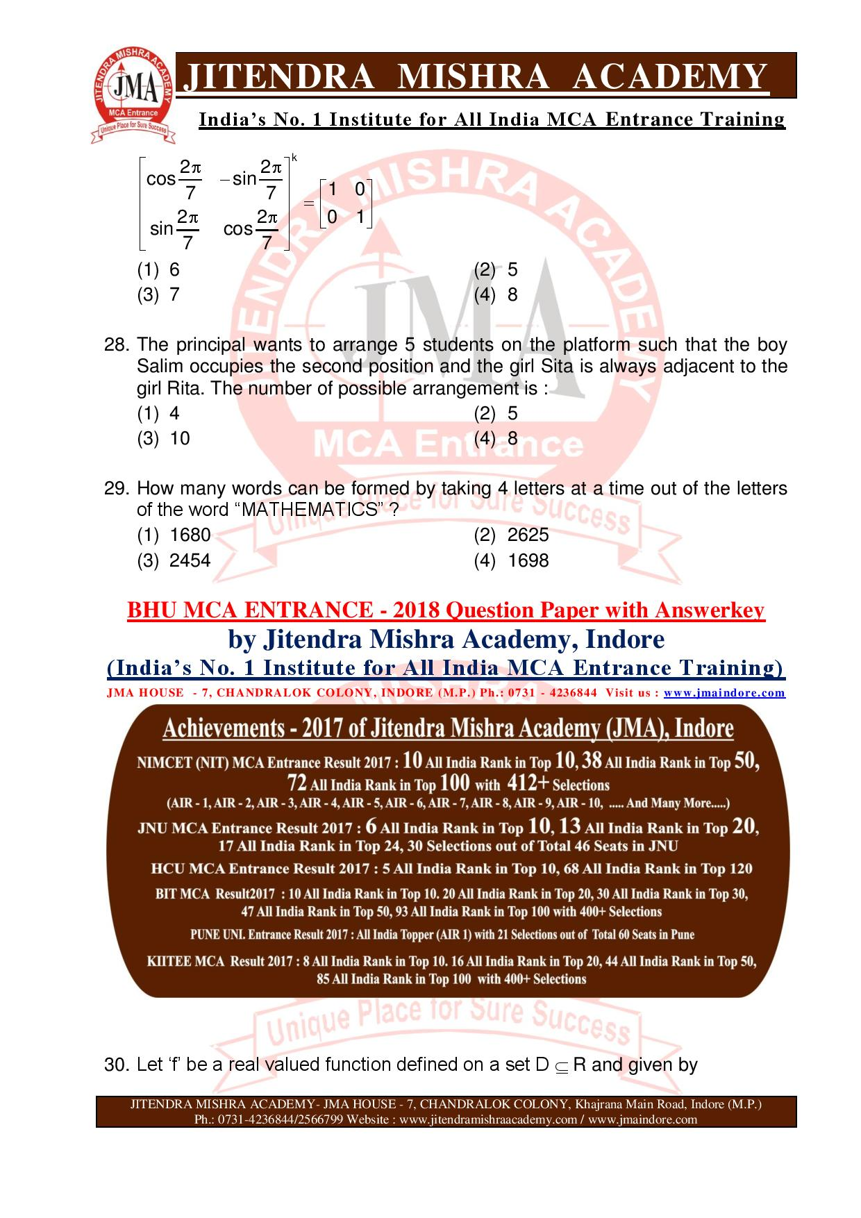 BHU MCA 2018 QUESTION PAPER12-page-009