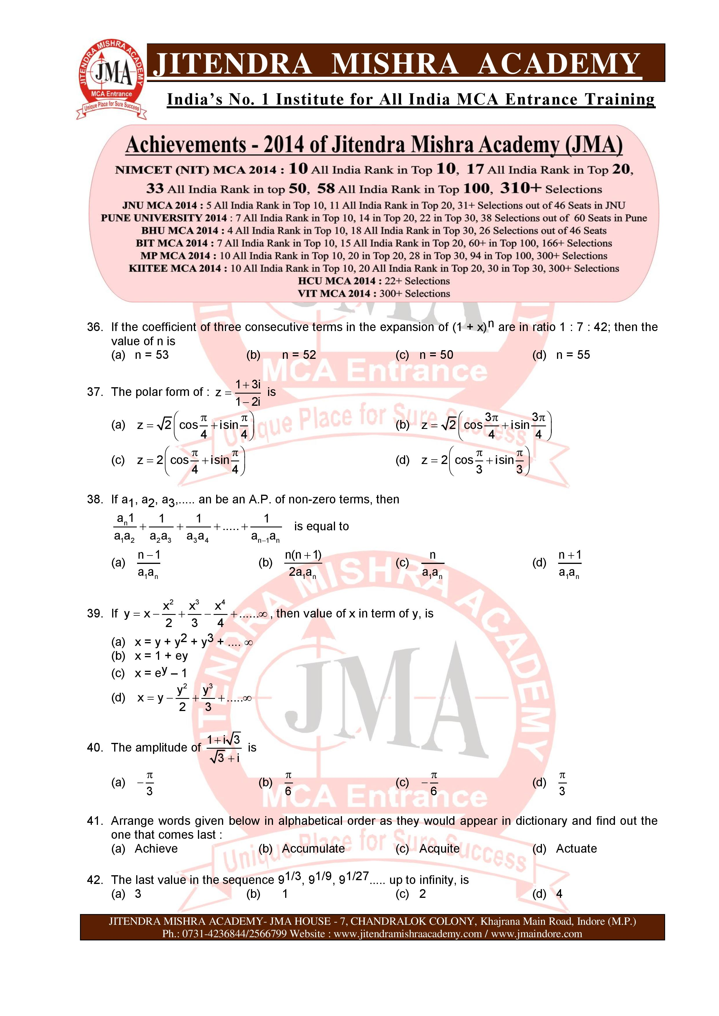 BHU MCA 2019 QUESTION PAPER-page-007