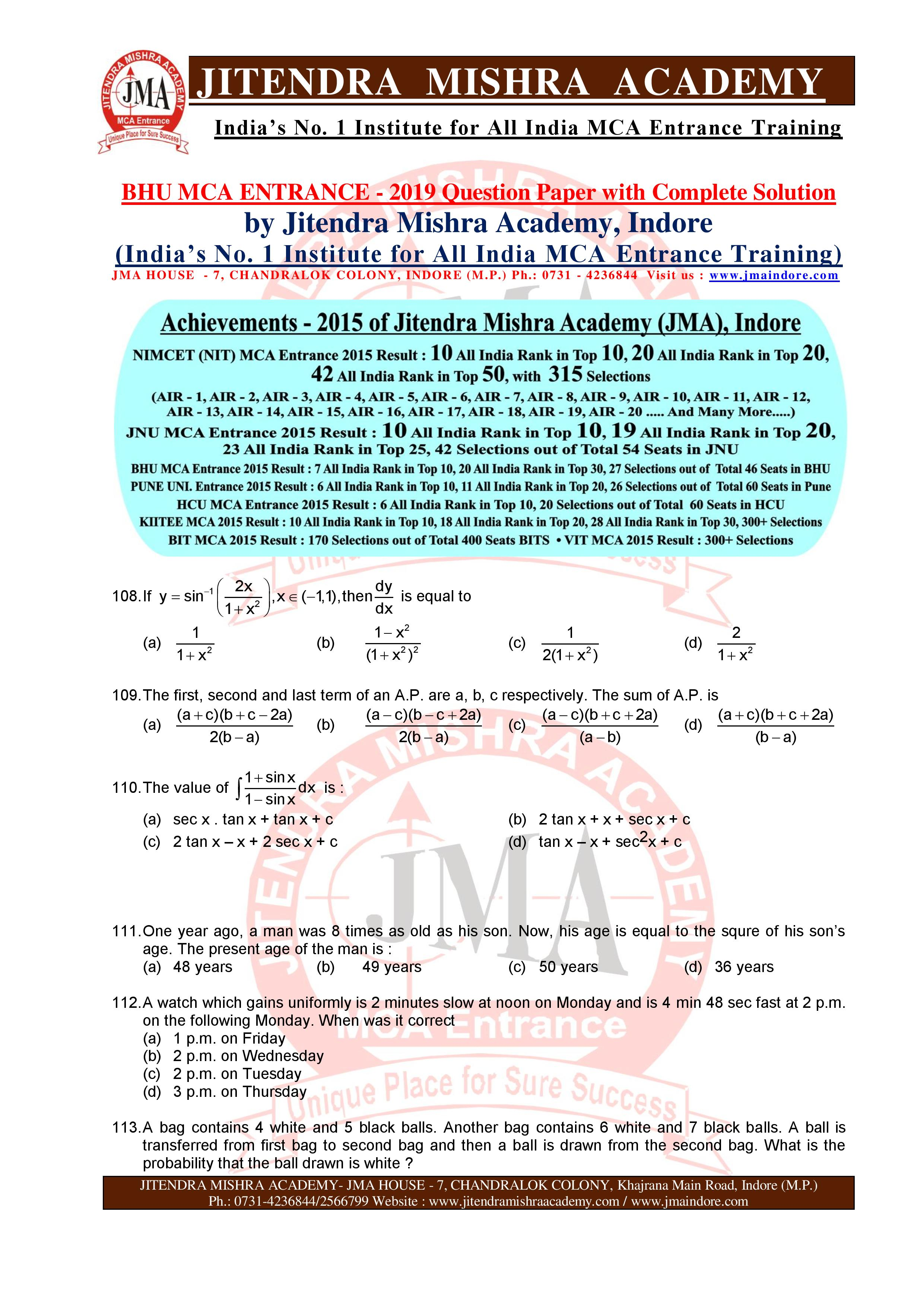 BHU MCA 2019 QUESTION PAPER-page-018