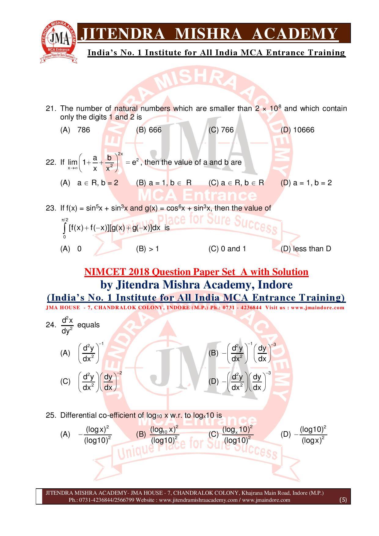 Vit Question Paper Pdf