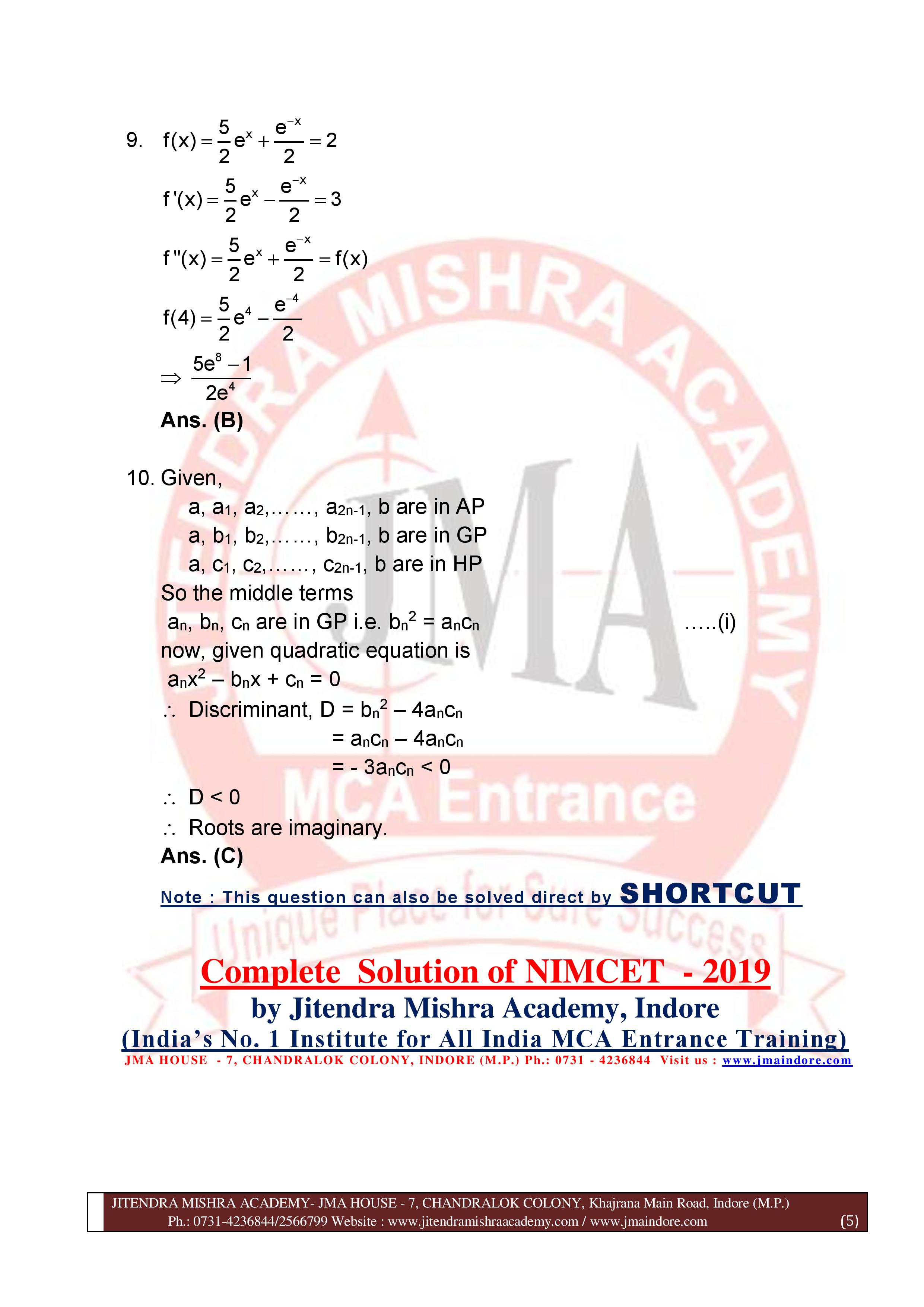 NIMCET 2019 SOLUTION (SET - A)-page-005