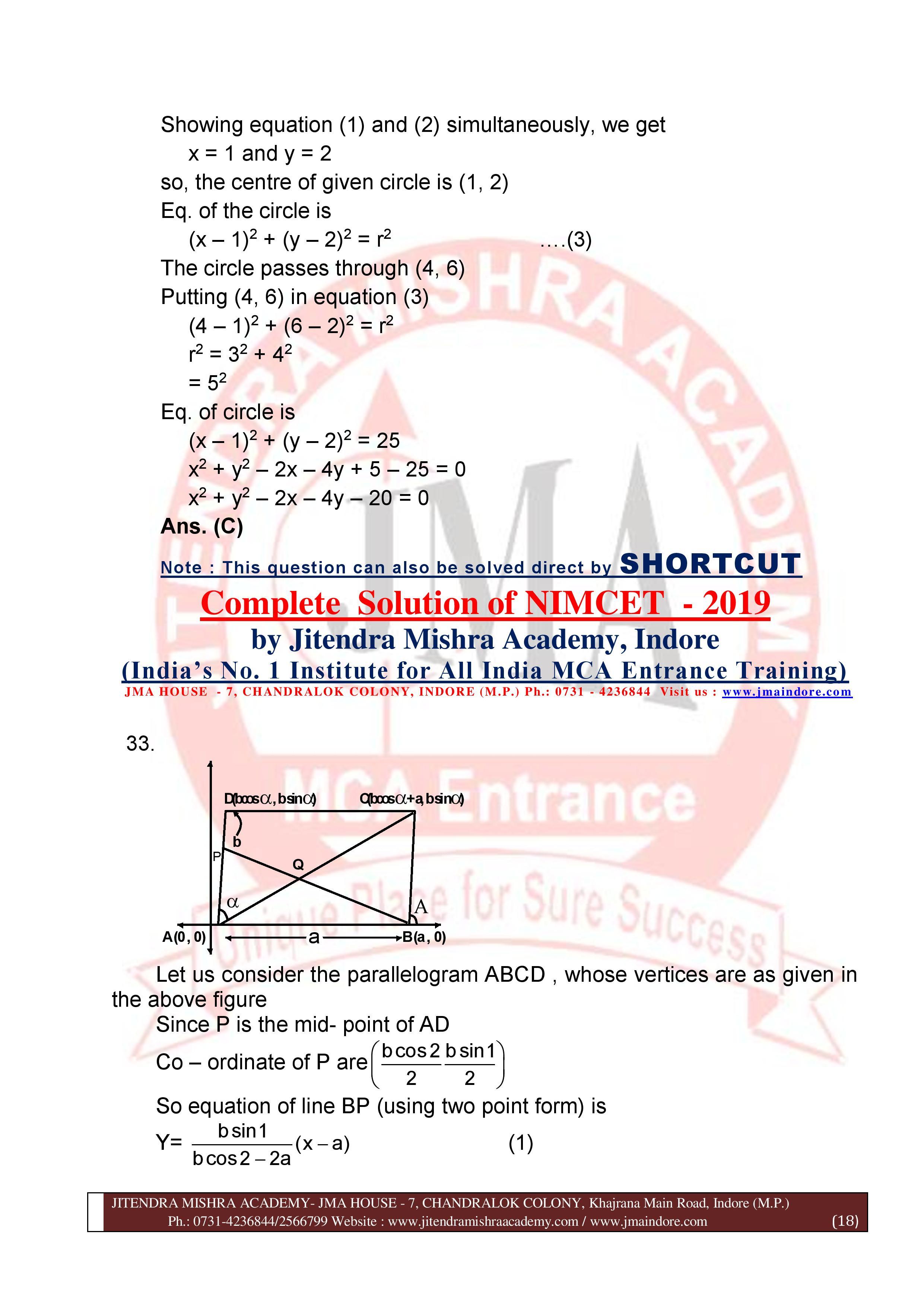 NIMCET 2019 SOLUTION (SET - A)-page-018