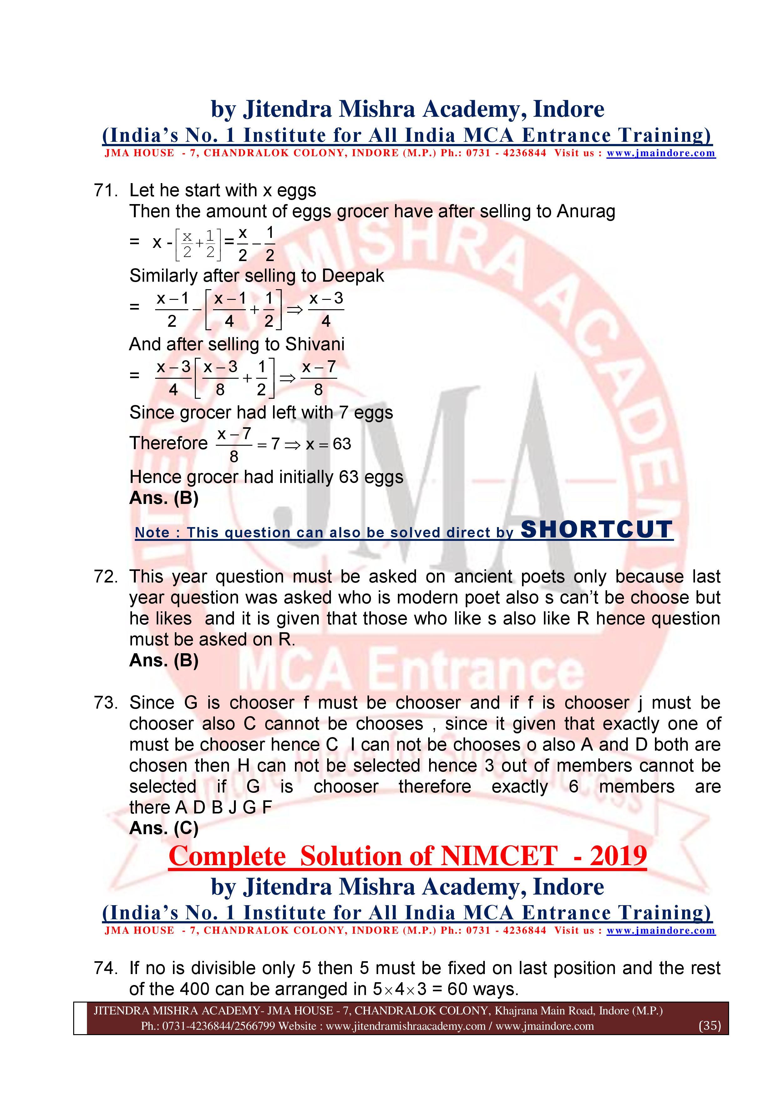 NIMCET 2019 SOLUTION (SET - A)-page-035