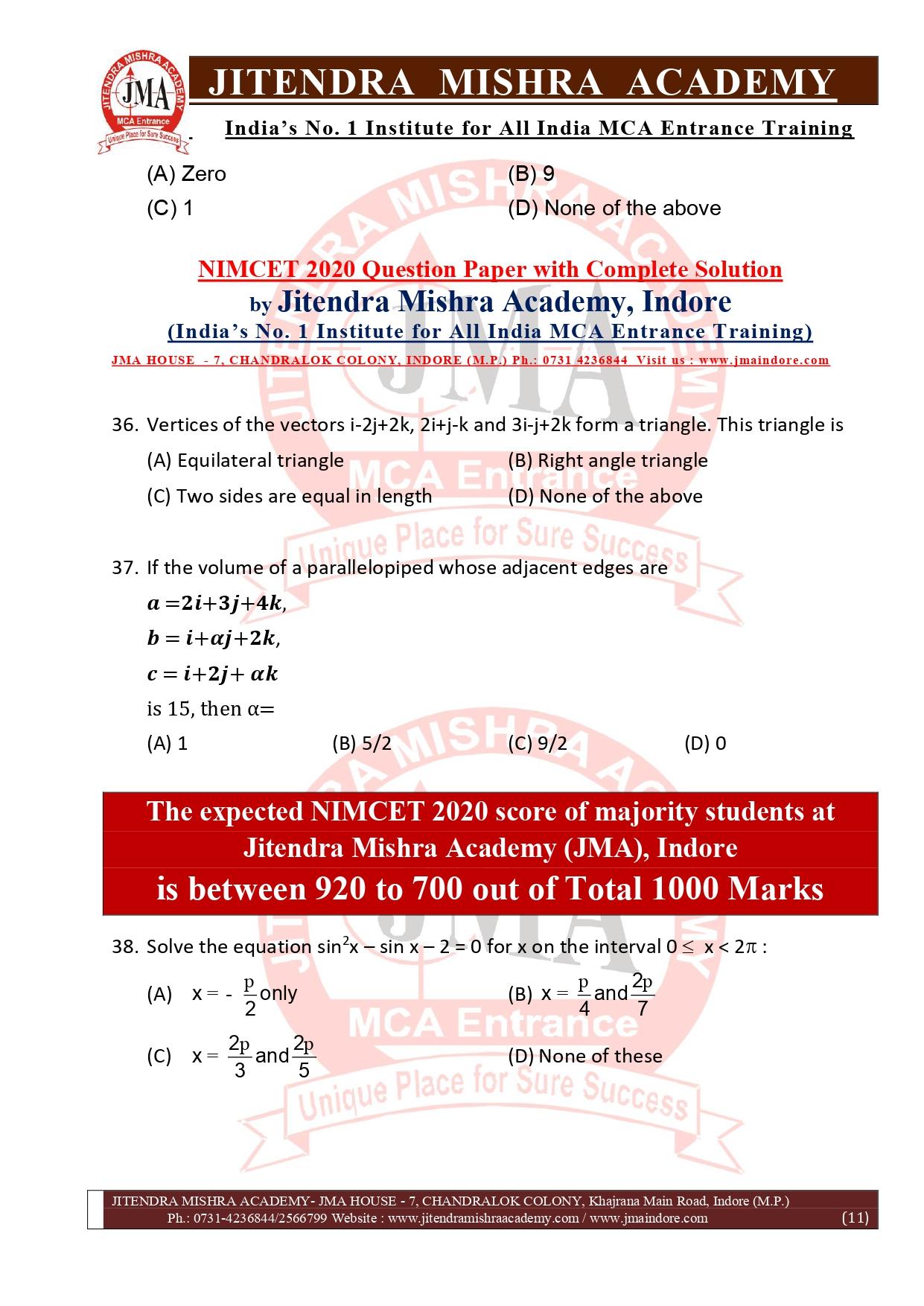 NIMCET 2020 QUESTION PAPER (FINAL)_page-0011