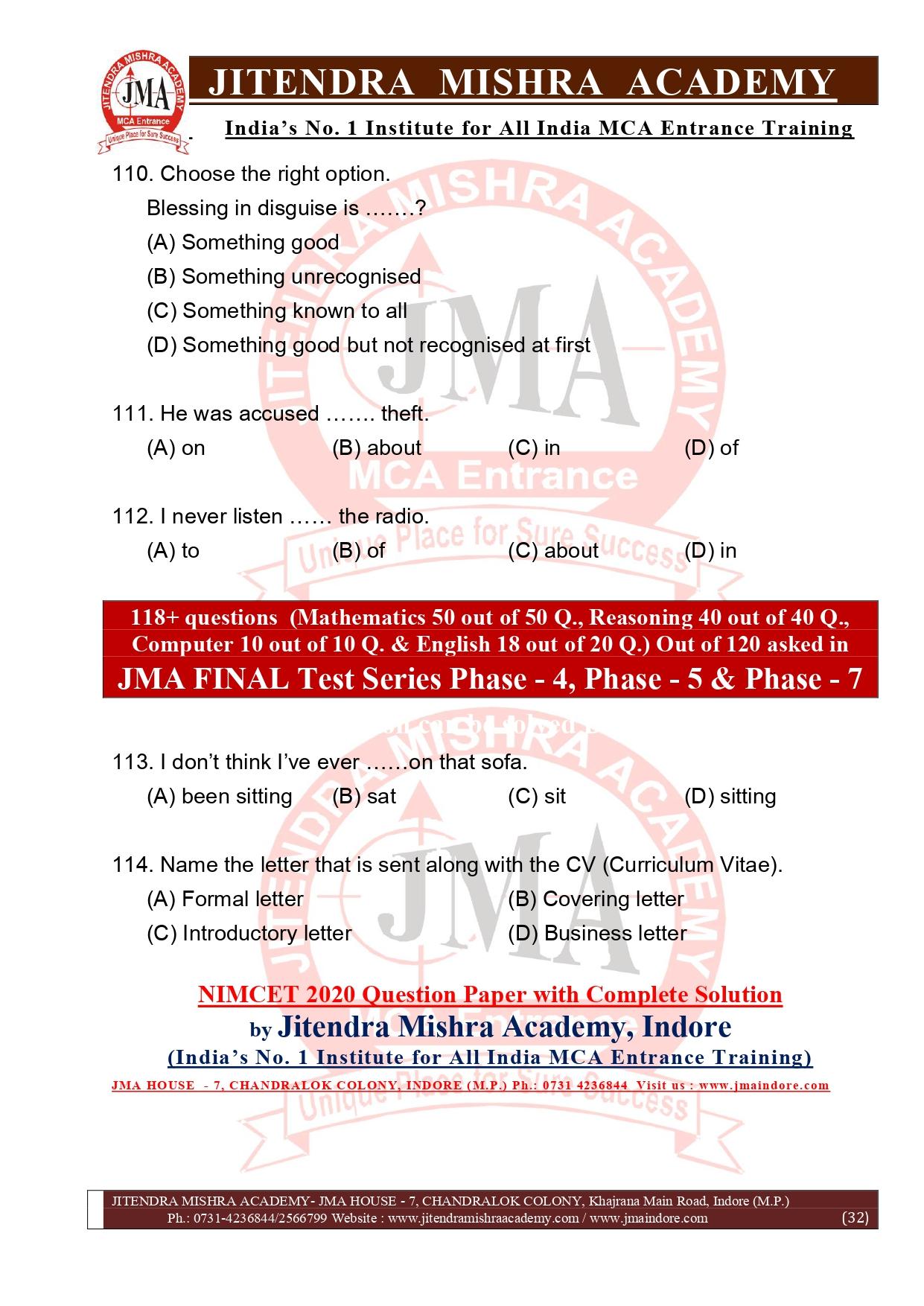 NIMCET 2020 QUESTION PAPER (FINAL)_page-0032