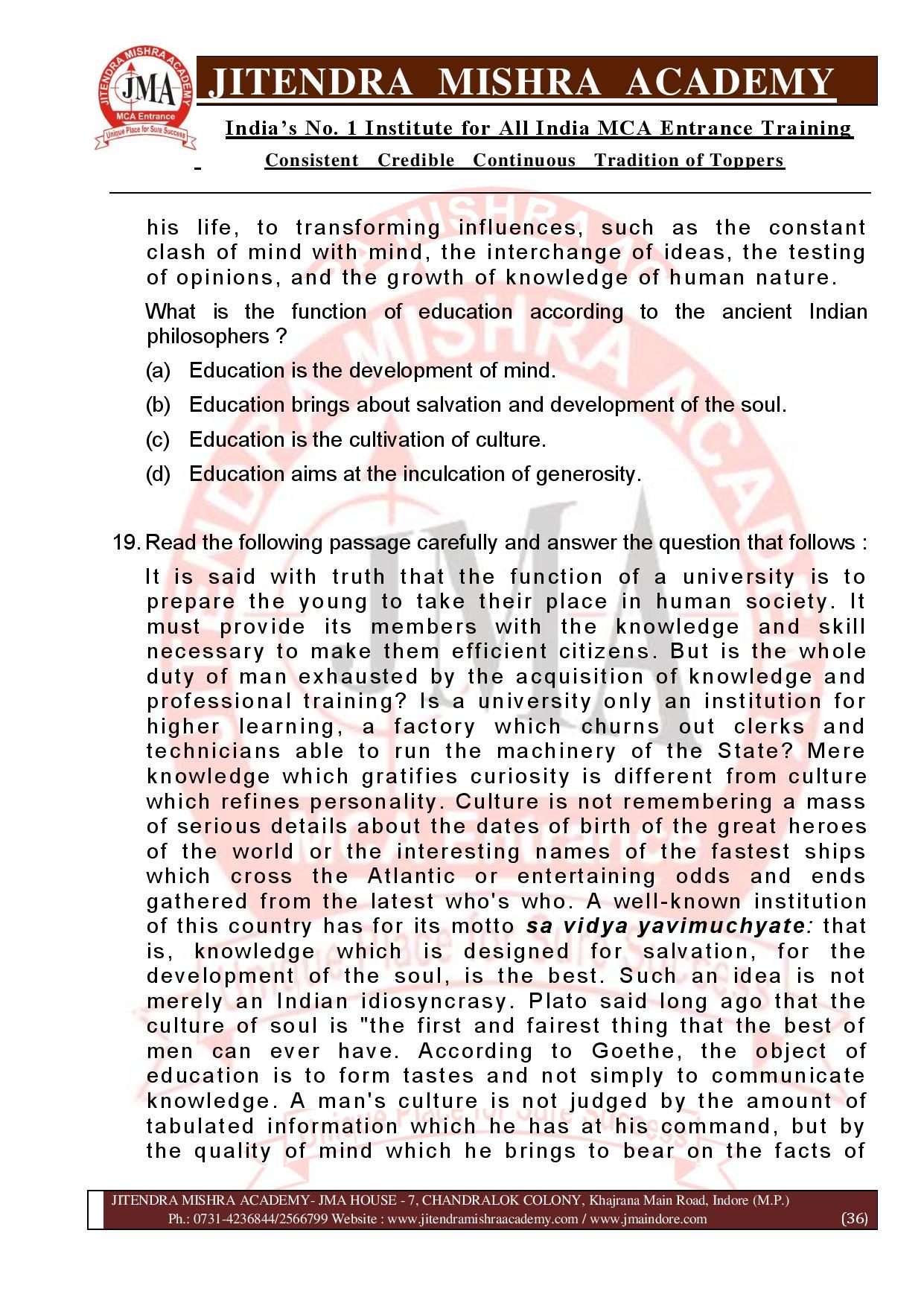 NIMCET 2021 QUESTION PAPER (F)-page-036
